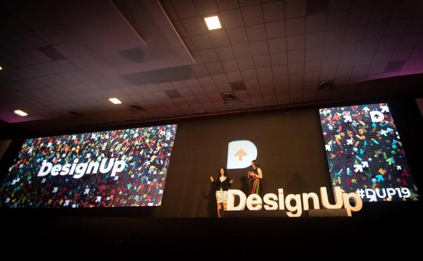Keynote at the DesignUp conference on 'Irrational Design'