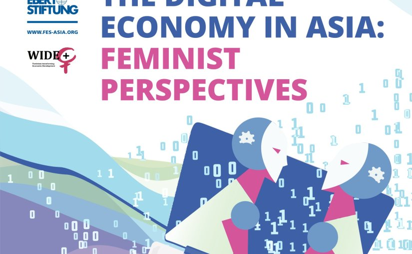 Webinar talk: Feminist perspective on the Future of Work